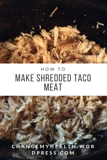 How to Make Shredded Taco Meat